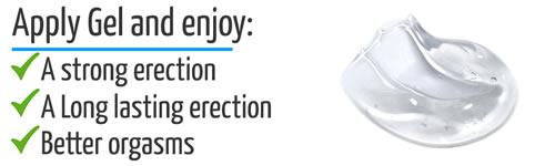 Instant Erection Gels
